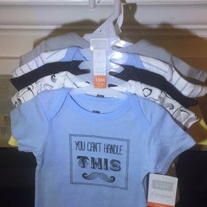 Hudson Baby size 18 Months onesies
